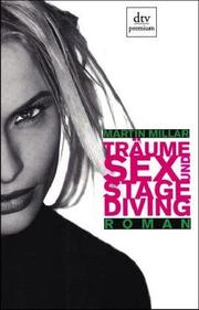 Cover of: Träume, Sex und Stage Diving