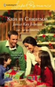 Cover of: Kids By Christmas
