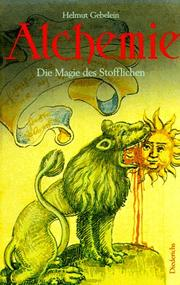 Cover of: Alchemie