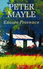 Cover of: Encore Provence: New Adventures in the South of France