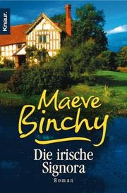 Cover of: Die Irische Signora
