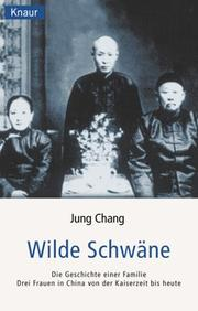 Cover of: Wilde Schwäne