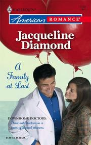 Cover of: A Family At Last | Jacqueline Diamond