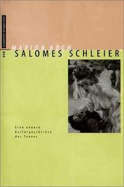 Cover of: Salomes Schleier