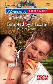 Cover of: Tempted By A Texan | Mindy Neff