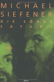 Cover of: Die Söhne Satans