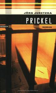 Cover of: Prickel