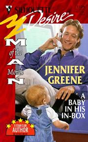 Cover of: Baby In His In - Box by Jennifer Greene