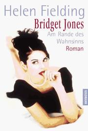 Cover of: Bridget Jones Am Rand DES Wahnsinns