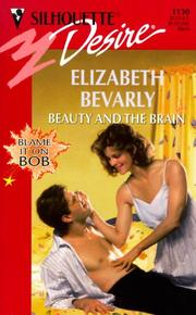 Cover of: Beauty And The Brain (Blame It On Bob)