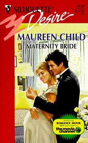 Cover of: Maternity Bride