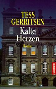 Cover of: Kalte Herzen