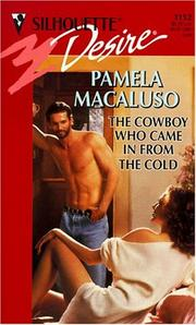 Cover of: Cowboy Who Came In From The Cold