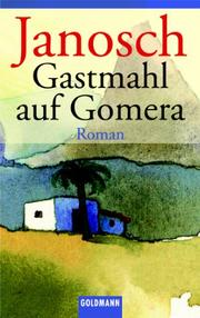 Cover of: Gastmahl auf Gomera