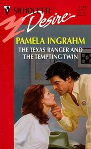 Cover of: Texas Ranger And The Tempting Twin