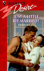 Cover of: Just A Little Bit Married?