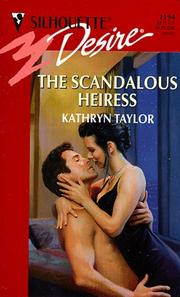 Cover of: The Scandalous Heiress