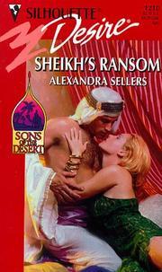 Sheikh's Ransom (Silhouette Desire, 1210)