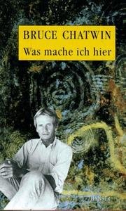 Cover of: Was mache ich hier