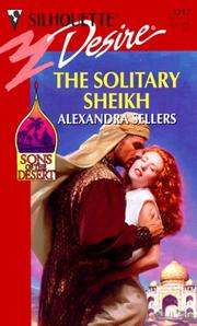 Solitary Sheikh  (Sons Of The Desert) (Silhouette Desire, 1217)