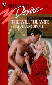 Cover of: Willful Wife (Hazard Inc)