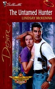 Cover of: Untamed Hunter (Morgan'S Mercenaries: The Hunters)
