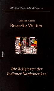 Cover of: Beseelte Welte