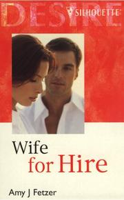 Cover of: Wife For Hire