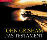 Cover of: Das Testament. 5 CDs