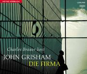 Cover of: Die Firma. 4 CDs
