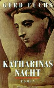 Cover of: Katharinas Nacht