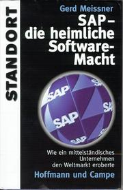 Cover of: SAP, die heimliche Software-Macht