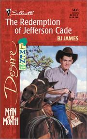 Cover of: Redemption Of Jefferson Cade (Man Of The Month/Men Of Belle Terre)
