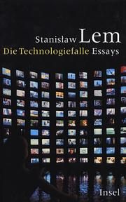 Cover of: Die Technologiefalle