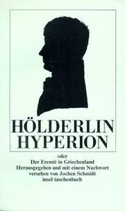 Cover of: Hyperion