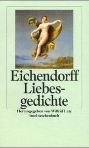 Cover of: Eichendorffs Gedichte