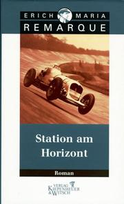 Cover of: Station am Horizont