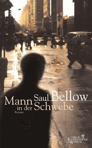 Cover of: Der Mann in der Schwebe. Roman