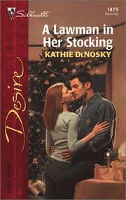 Cover of: A Lawman In Her Stocking