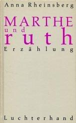 Cover of: Marthe und Ruth