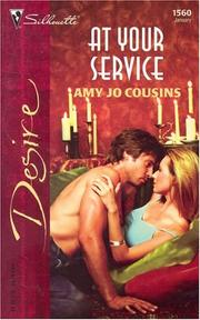 Cover of: At your service | Amy Jo Cousins