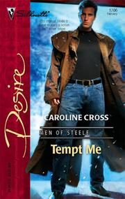 Cover of: Tempt Me
