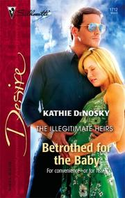 Cover of: Betrothed For The Baby
