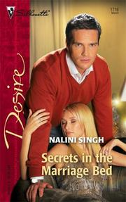 Cover of: Secrets In The Marriage Bed