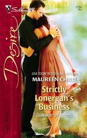 Cover of: Strictly Lonergan's Business