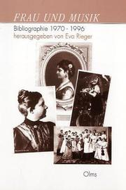 Cover of: Frau und Musik
