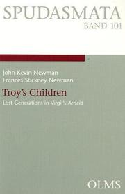 Cover of: Troy's children