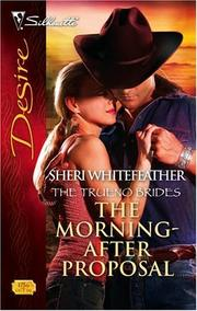 Cover of: The Morning-After Proposal | Sheri Whitefeather