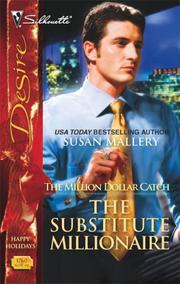 Cover of: The Substitute Millionaire