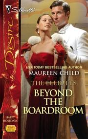 Cover of: Beyond The Boardroom